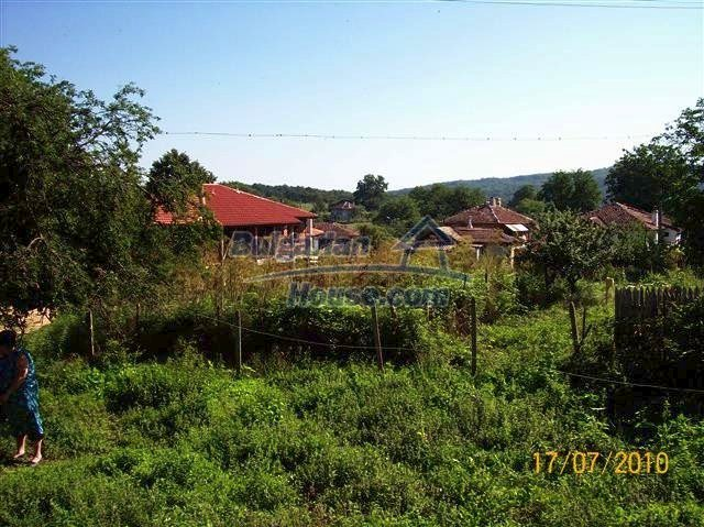 11454:5 - Cheap house with a mountain panorama near Malko Turnovo