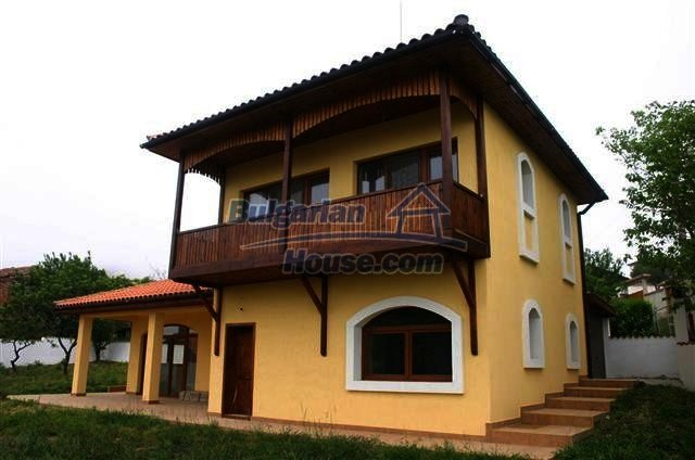 11461:2 - Luxury and large coastal house near Nessebar