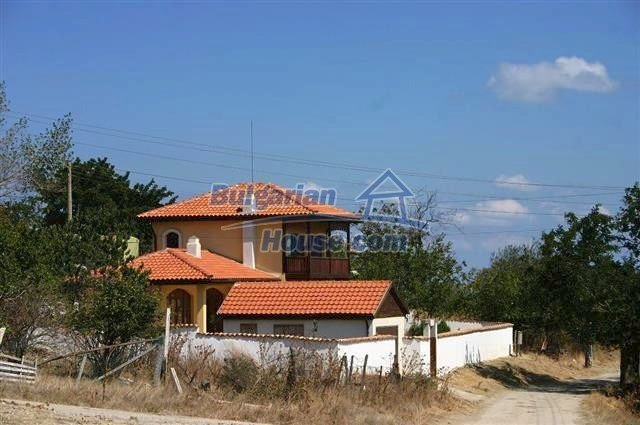 11461:12 - Luxury and large coastal house near Nessebar