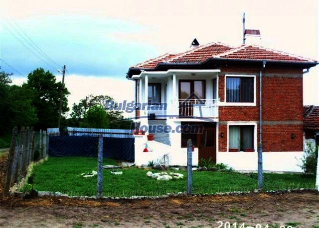 11470:1 - Beautiful rural house after renovation in Yambol region
