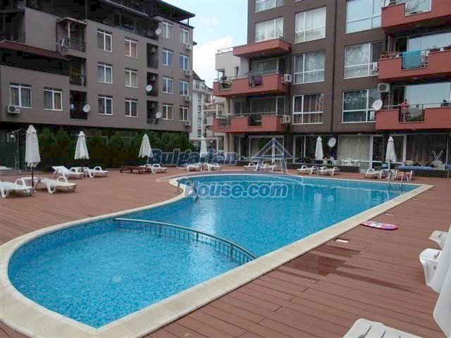 11471:6 - Exceptionally elegant studio apartment in Nessebar