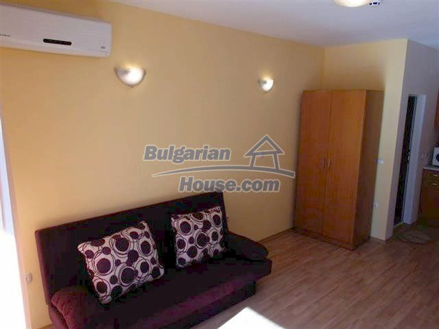 11471:19 - Exceptionally elegant studio apartment in Nessebar