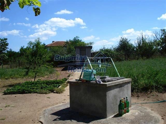 11473:22 - Incredible rural property with a huge garden 10 km from Elhovo