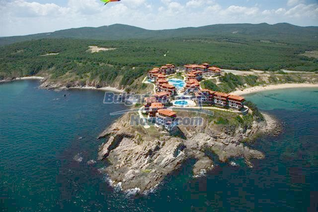 11482:1 - Fantastic coastal apartment with amazing panoramas - Sozopol