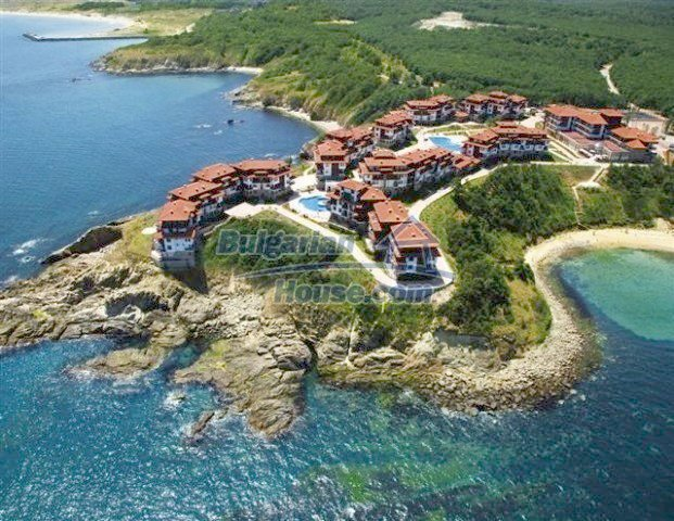 11482:3 - Fantastic coastal apartment with amazing panoramas - Sozopol
