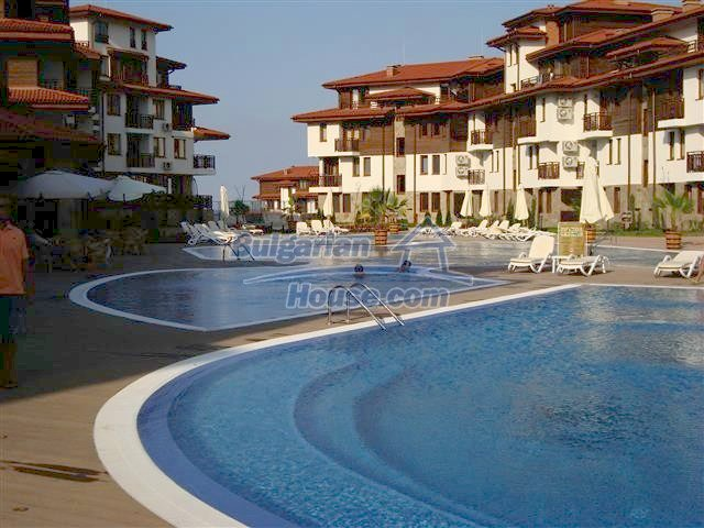 11482:11 - Fantastic coastal apartment with amazing panoramas - Sozopol