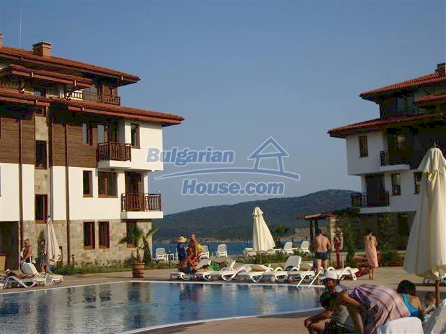 11482:12 - Fantastic coastal apartment with amazing panoramas - Sozopol