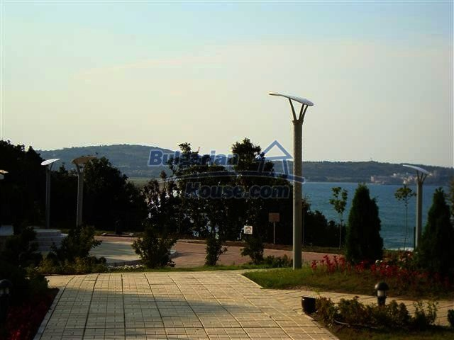11482:13 - Fantastic coastal apartment with amazing panoramas - Sozopol