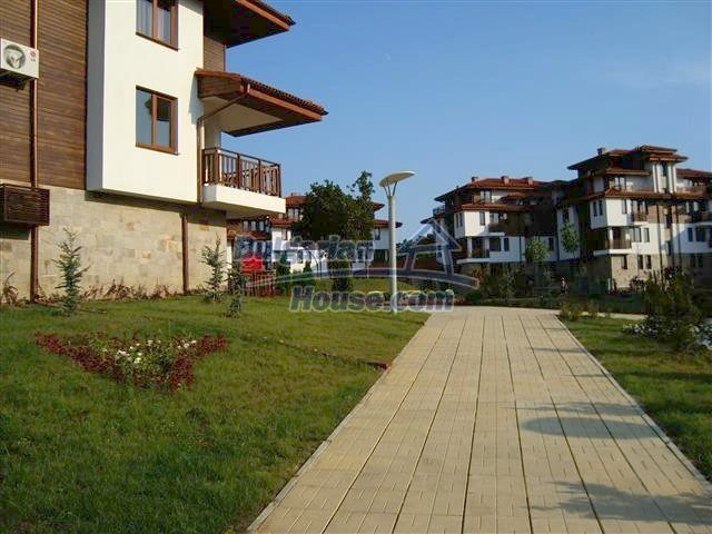 11482:7 - Fantastic coastal apartment with amazing panoramas - Sozopol