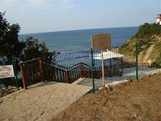 11482:16 - Fantastic coastal apartment with amazing panoramas - Sozopol