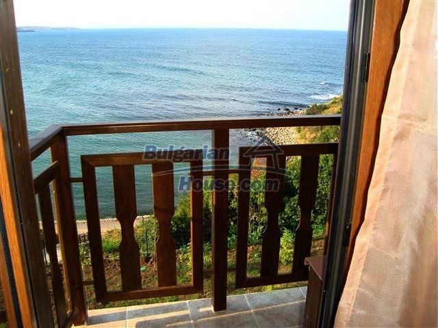 11482:31 - Fantastic coastal apartment with amazing panoramas - Sozopol