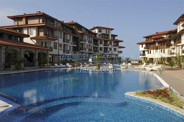 11482:47 - Fantastic coastal apartment with amazing panoramas - Sozopol