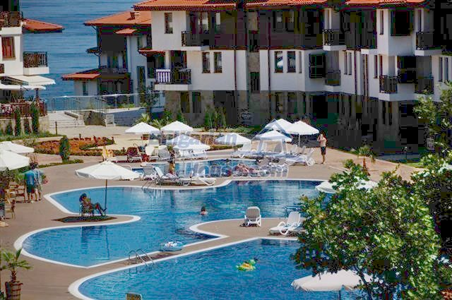 11482:48 - Fantastic coastal apartment with amazing panoramas - Sozopol