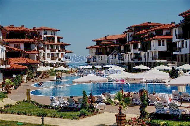 11482:51 - Fantastic coastal apartment with amazing panoramas - Sozopol