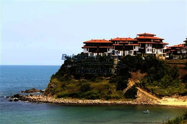 11482:52 - Fantastic coastal apartment with amazing panoramas - Sozopol