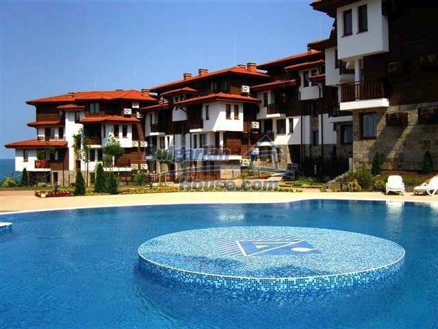 11482:53 - Fantastic coastal apartment with amazing panoramas - Sozopol