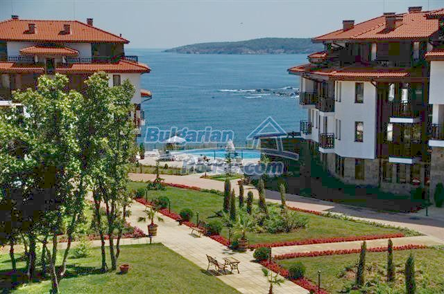 11482:54 - Fantastic coastal apartment with amazing panoramas - Sozopol