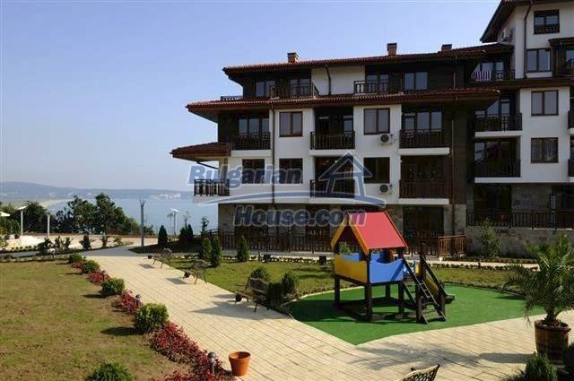 11482:50 - Fantastic coastal apartment with amazing panoramas - Sozopol