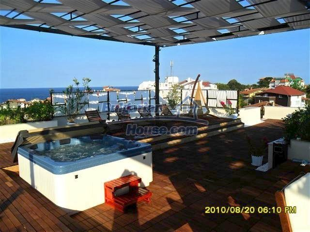 11491:10 - Luxury furnished apartments with fabulous views - Ahtopol