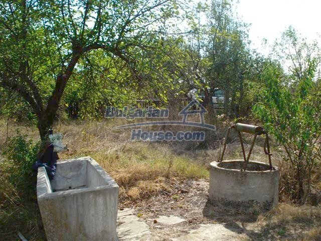 11497:15 - Cheap rural house with a large landscaped garden - Elhovo