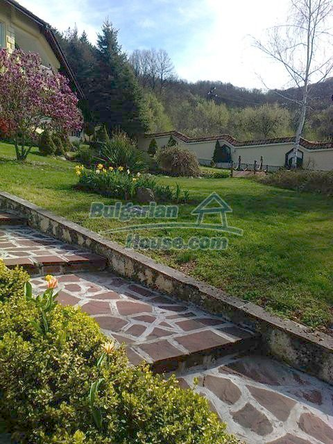 11512:41 - Luxurious furnished house 5 km away from Lovech