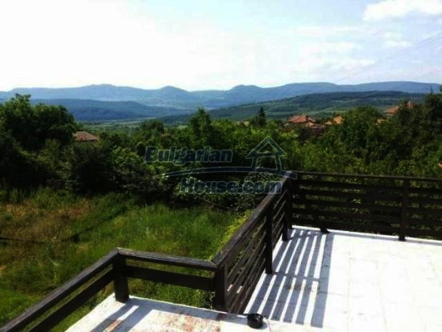 11520:10 - Pretty renovated house near Dryanovo splendid panoramic views