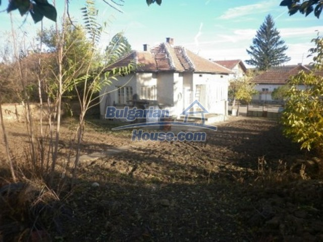 11538:4 - Cheap solid rural house 50 km away from Vratsa