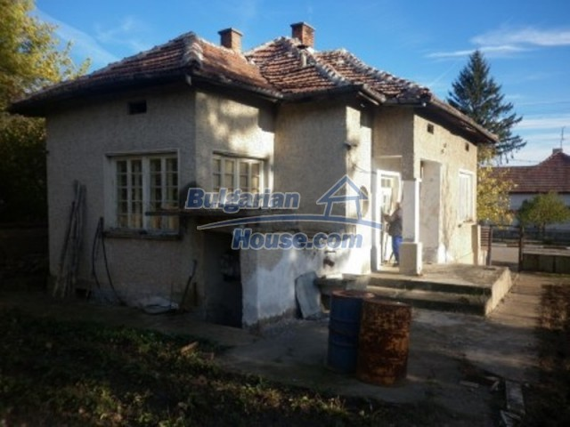11538:5 - Cheap solid rural house 50 km away from Vratsa