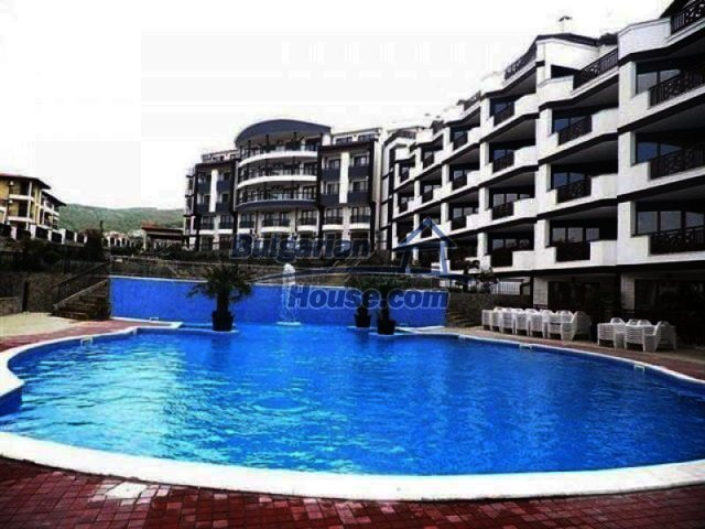 11541:2 - Two furnished coastal adjacent apartments in Sveti Vlas