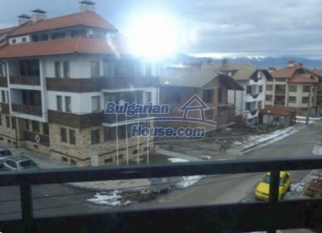10718:3 - Fully-furnished apartment with mountain view, Bansko