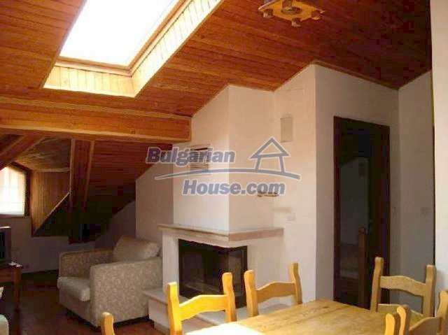 11555:1 - Sophisticated two-bedroom apartment in Bansko. Magnificent View
