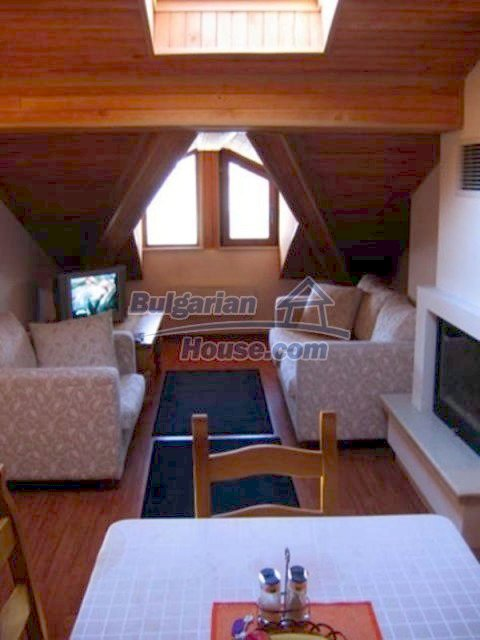 11555:13 - Sophisticated two-bedroom apartment in Bansko. Magnificent View