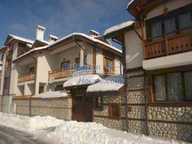 11555:10 - Sophisticated two-bedroom apartment in Bansko. Magnificent View