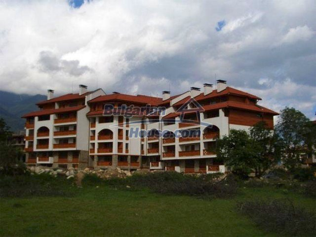 11557:1 - Large finished two-bedroom apartment in Bansko