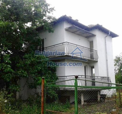 11581:1 - Beautiful coastal family house 20 km from Burgas city