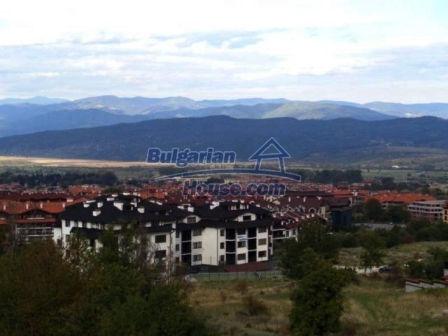 11588:11 - Furnished apartment in Bansko near the Pirin National Park