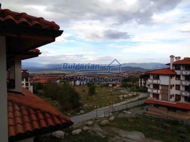 11588:9 - Furnished apartment in Bansko near the Pirin National Park