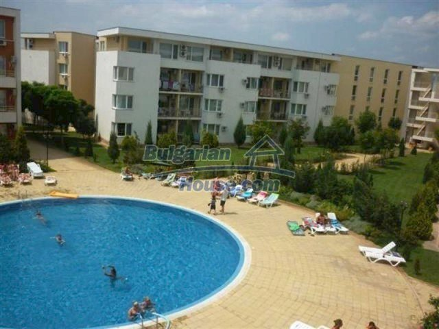 11589:1 - Completed apartment with lovely views in Sunny Beach