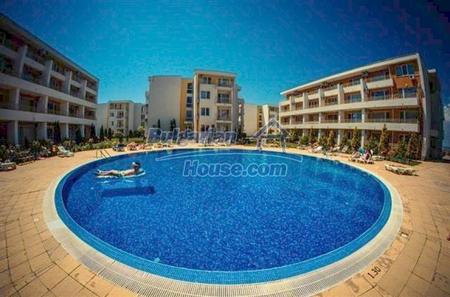 11591:14 - Well presented bargain studio apartment on the sea