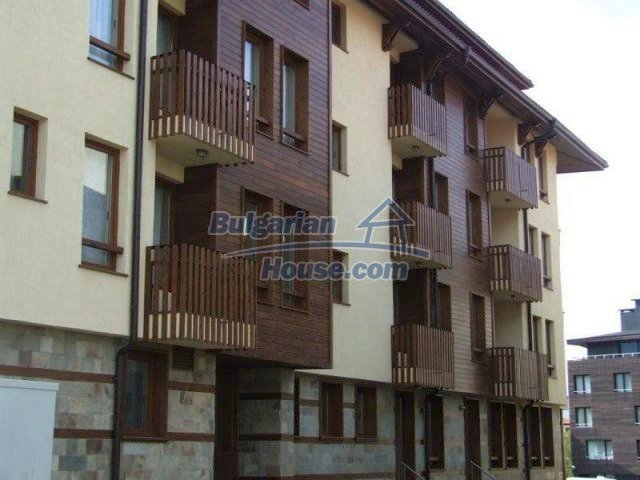 11595:1 - Furnished and elegant three-bedroom apartment in Bansko