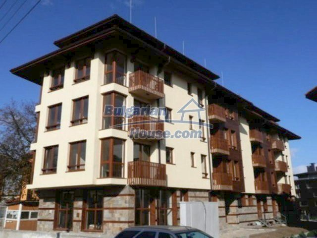 11595:2 - Furnished and elegant three-bedroom apartment in Bansko