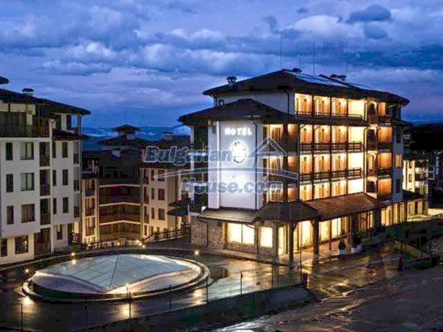 11596:3 - Lovely furnished apartment with mountain views - Bansko