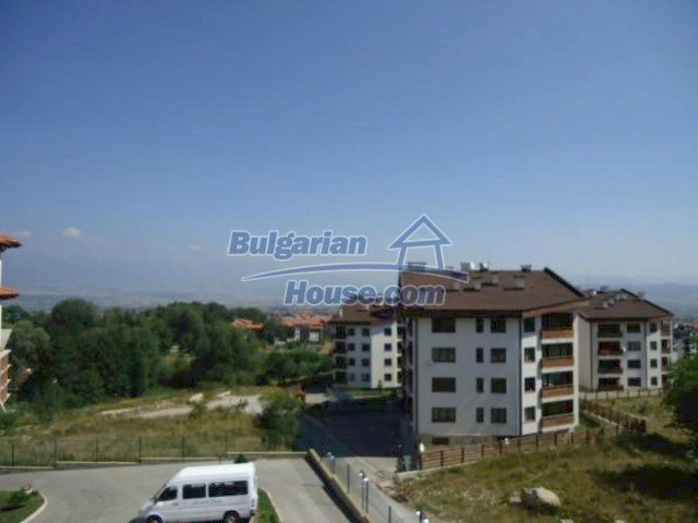 11596:17 - Lovely furnished apartment with mountain views - Bansko