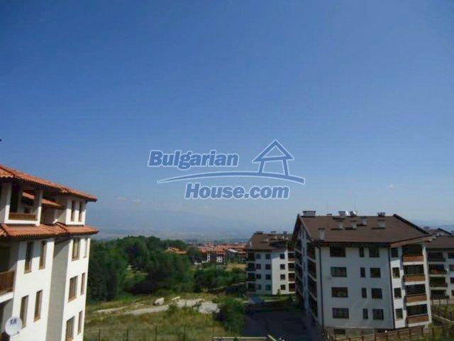 11596:19 - Lovely furnished apartment with mountain views - Bansko