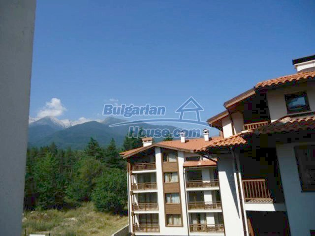 11596:20 - Lovely furnished apartment with mountain views - Bansko