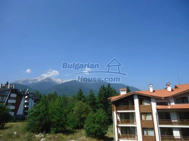 11596:22 - Lovely furnished apartment with mountain views - Bansko
