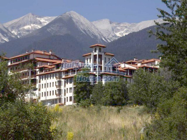 11596:24 - Lovely furnished apartment with mountain views - Bansko