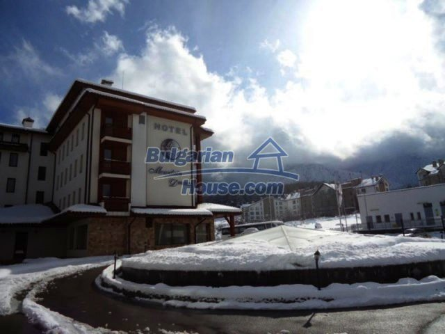 11596:25 - Lovely furnished apartment with mountain views - Bansko