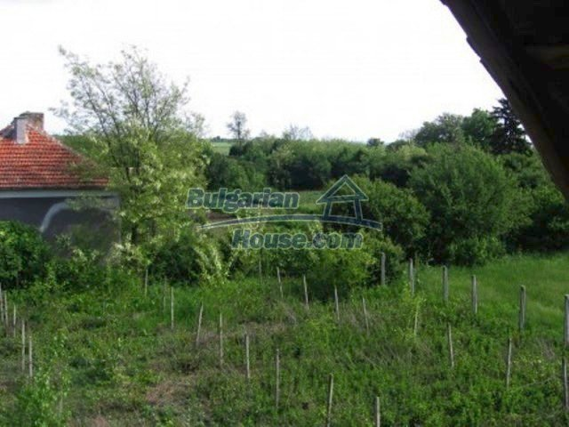 11598:12 - Cheap and pretty partly completed rural house near Vratsa
