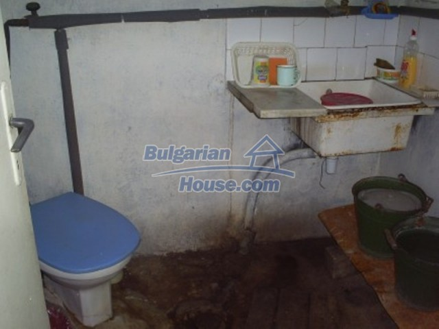 11602:6 - Cheap rural home in very good condition 15 km from Vratsa